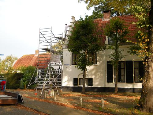 Huisjes in Vreeland