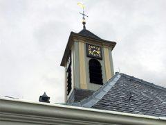 De kerk aan het Noordeinde in 's Graveland
