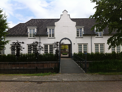 Slotzicht, Nederhorst den berg