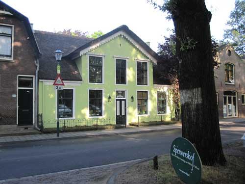 Sperwershof, 's Graveland