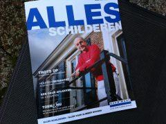 ALLES Schilderen magazine van Bouwmaat